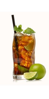 koktélok, koktél receptek - Cuba Libre