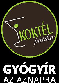 Koktél Patika Logo